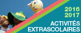 Activites extrascolaires (4-16 ans)