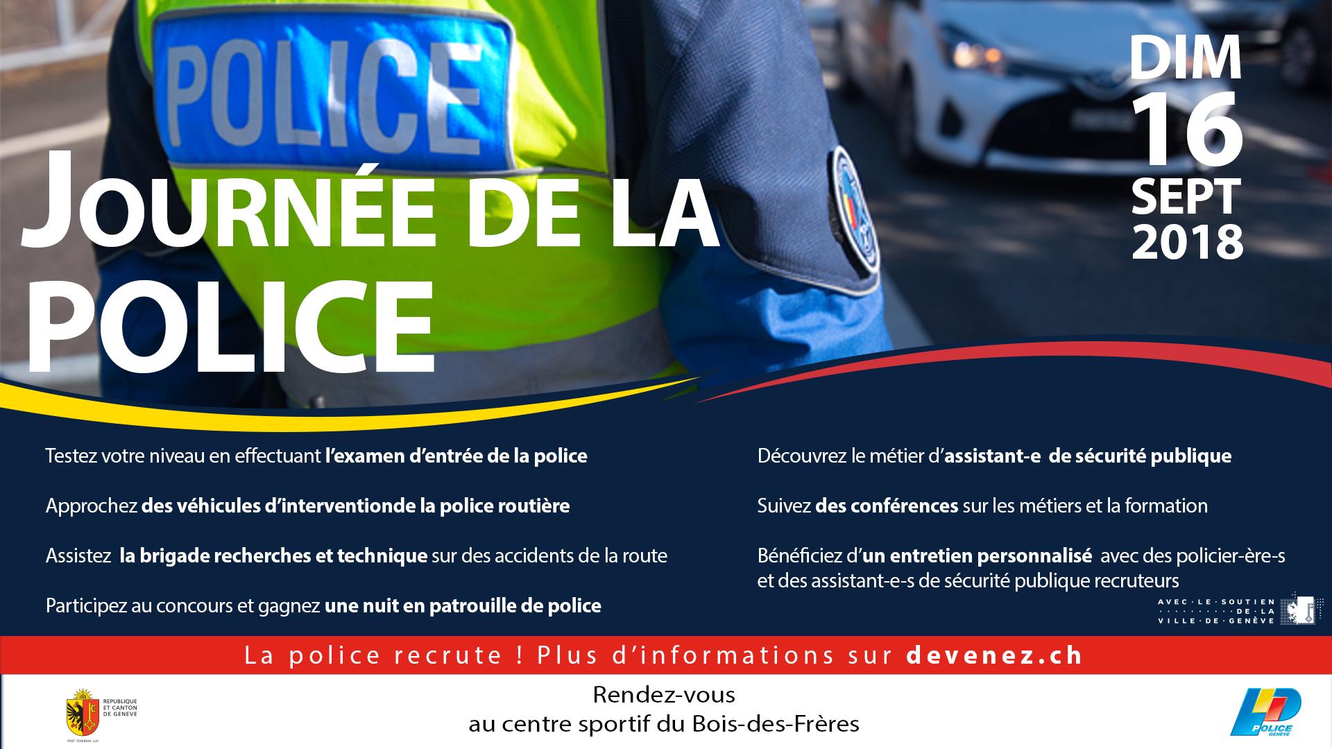 Journée de la police