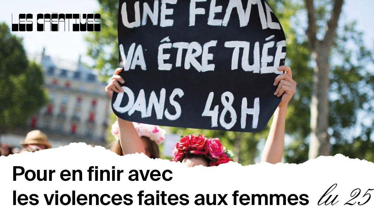 """Discussion """"Pour en finir avec les violences faites aux femmes"""""""