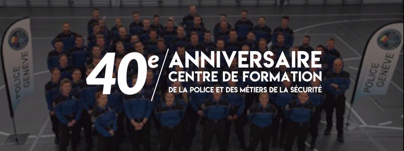 40ème anniversaire du CFPS