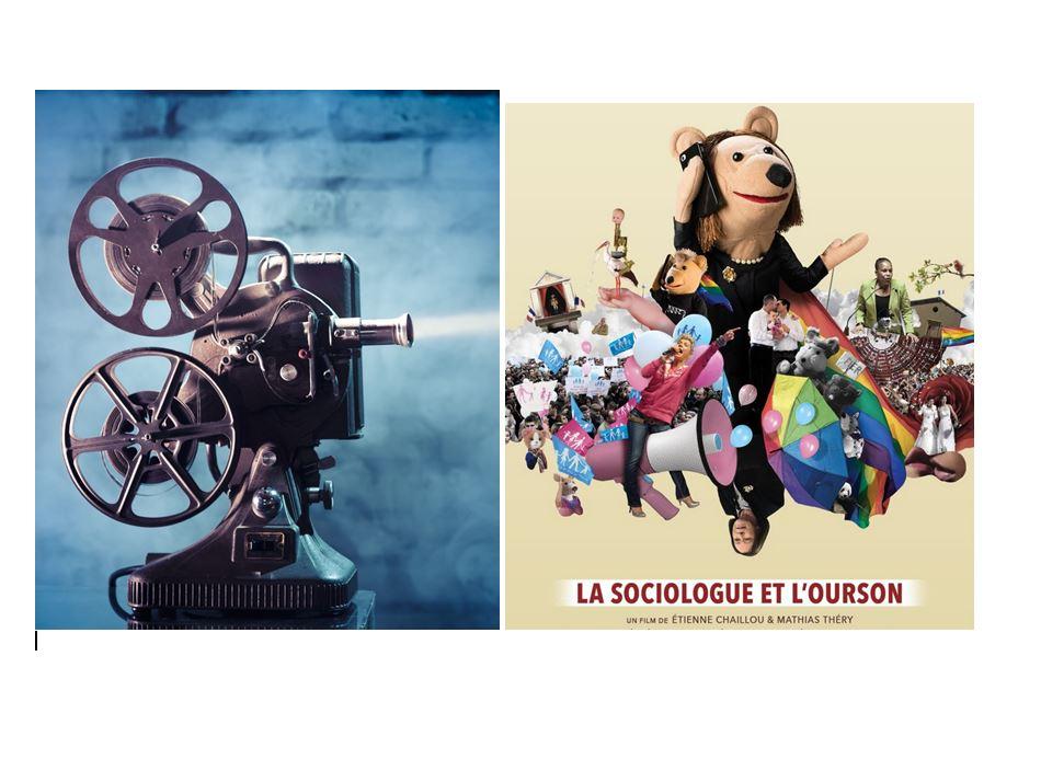 La sociologue et l'ourson - prochain film du Ciné-club