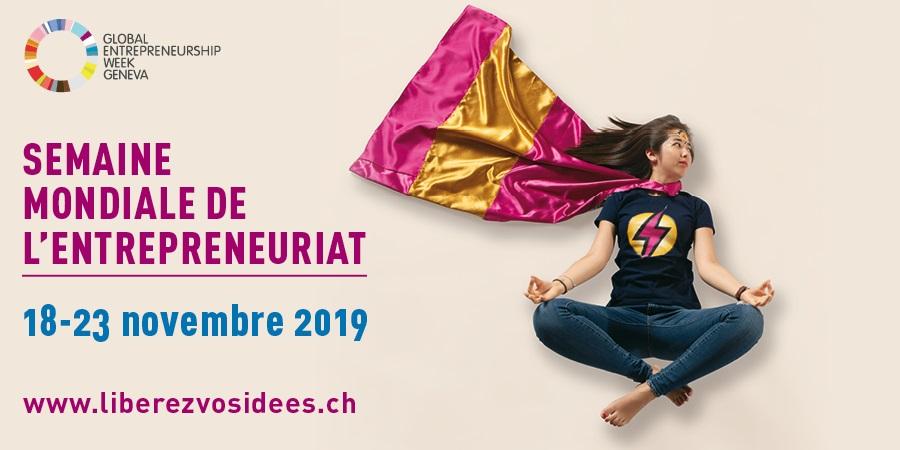 Semaine mondiale de l'entrepreneuriat 2019