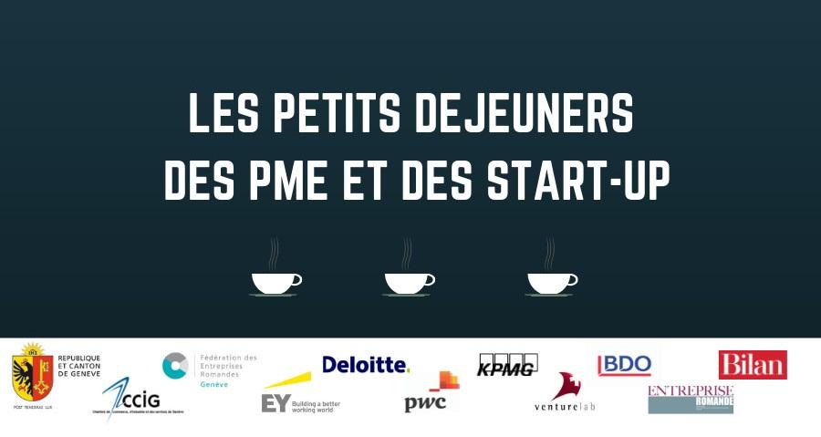Petit déjeuner des PME et des start-up (juin 2019)
