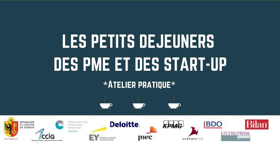 Petit déjeuner des PME et des start-up (avril 2019)