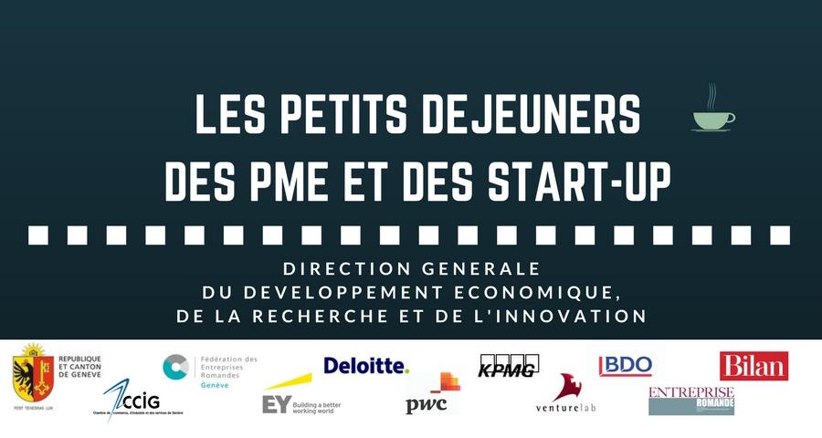 Petit déjeuner des PME et des start-up (avril 2018)