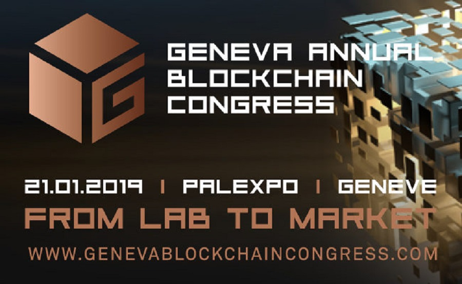 Geneva Annual Blockchain Congress « From lab to market»