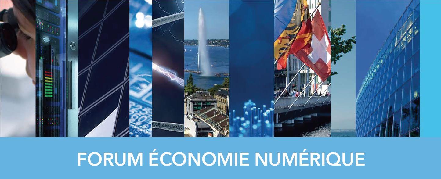 Forum économie numérique 2018
