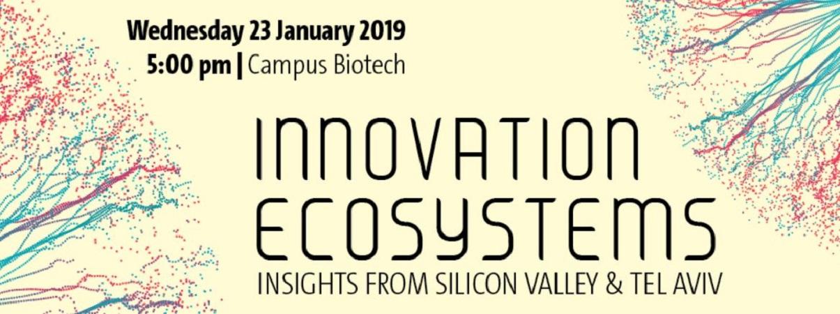 Ecosystèmes d'innovation