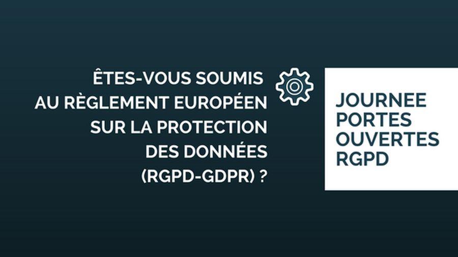 Journée portes ouvertes RGPD à la FER Genève
