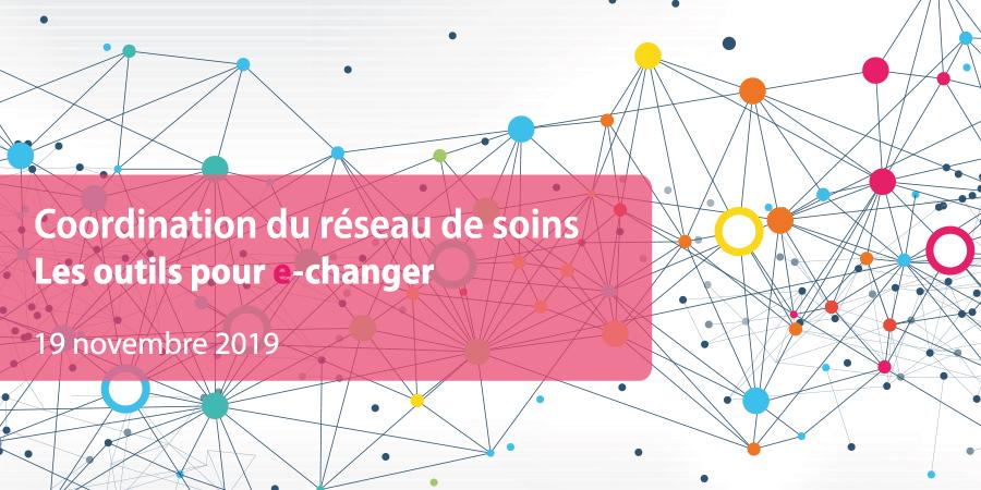 7ème colloque annuel du réseau de soins genevois | Les outils pour e-changer