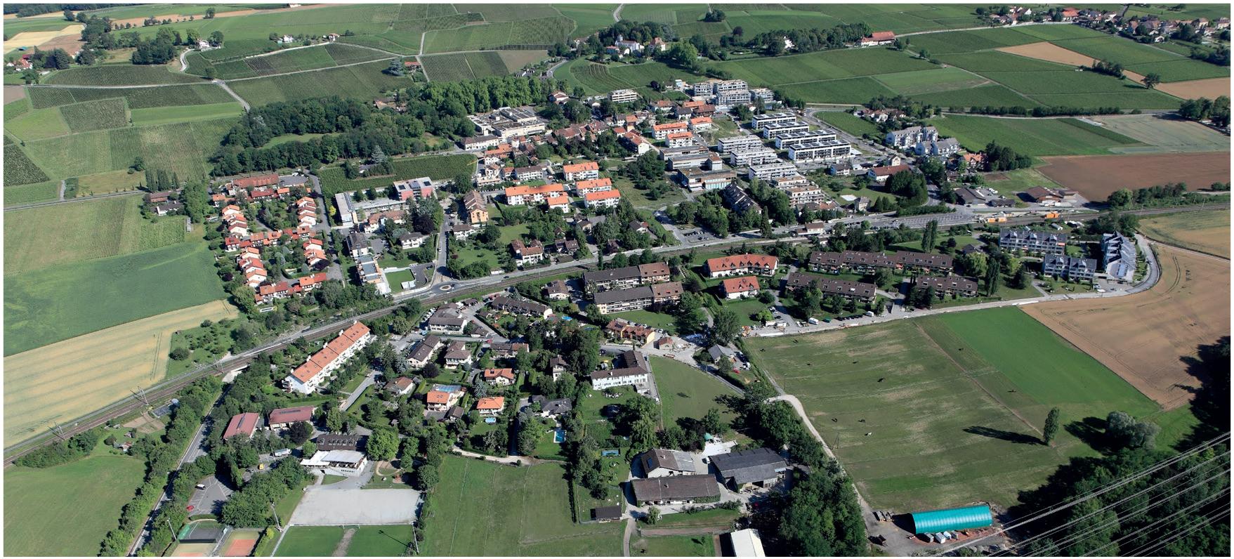 Mise à jour du plan directeur communal de Satigny - Séance d'information publique