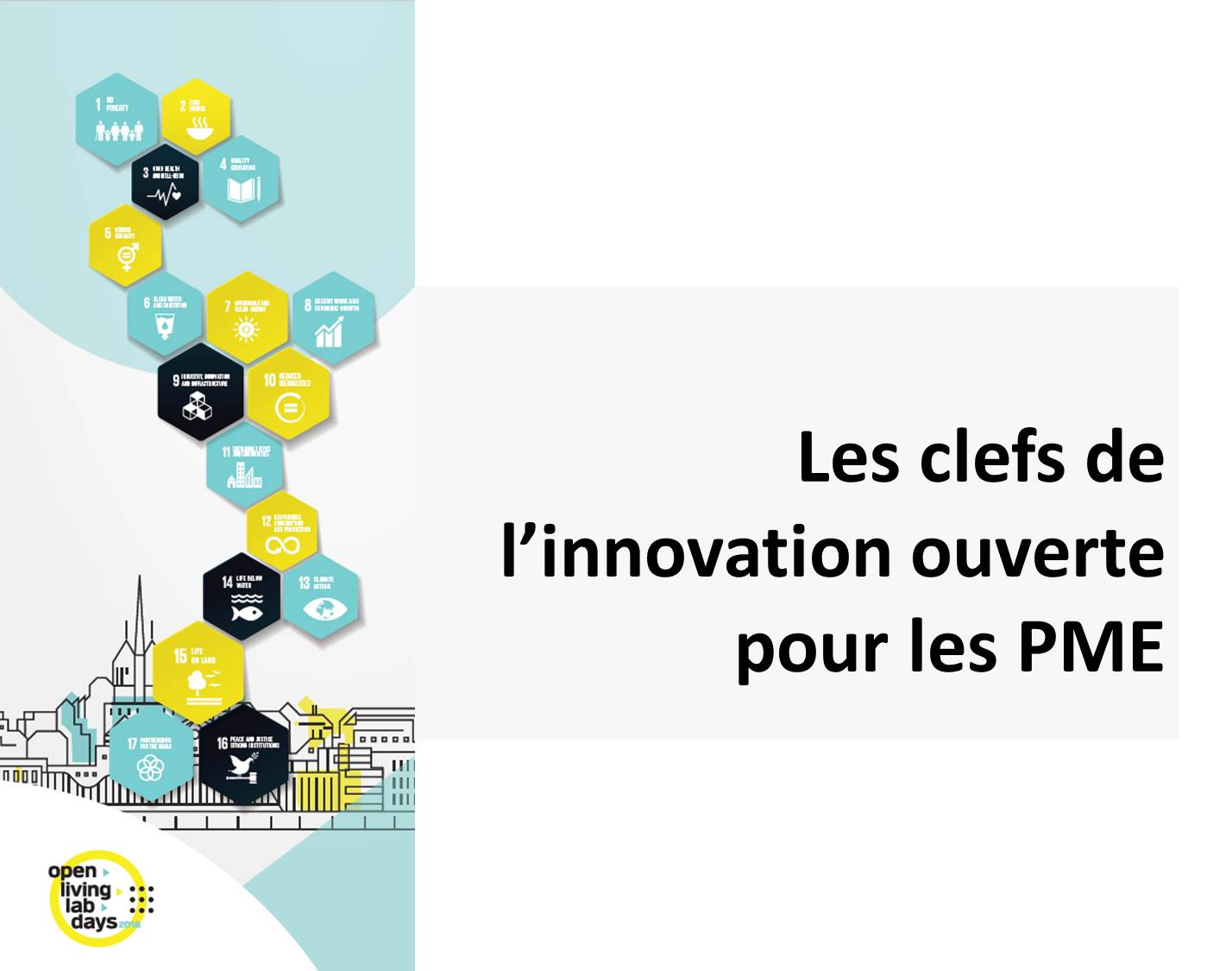 Les clefs de l'innovation ouverte pour les PME