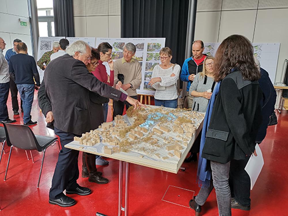 Démarche de concertation Moraines-Pinchat à Carouge
