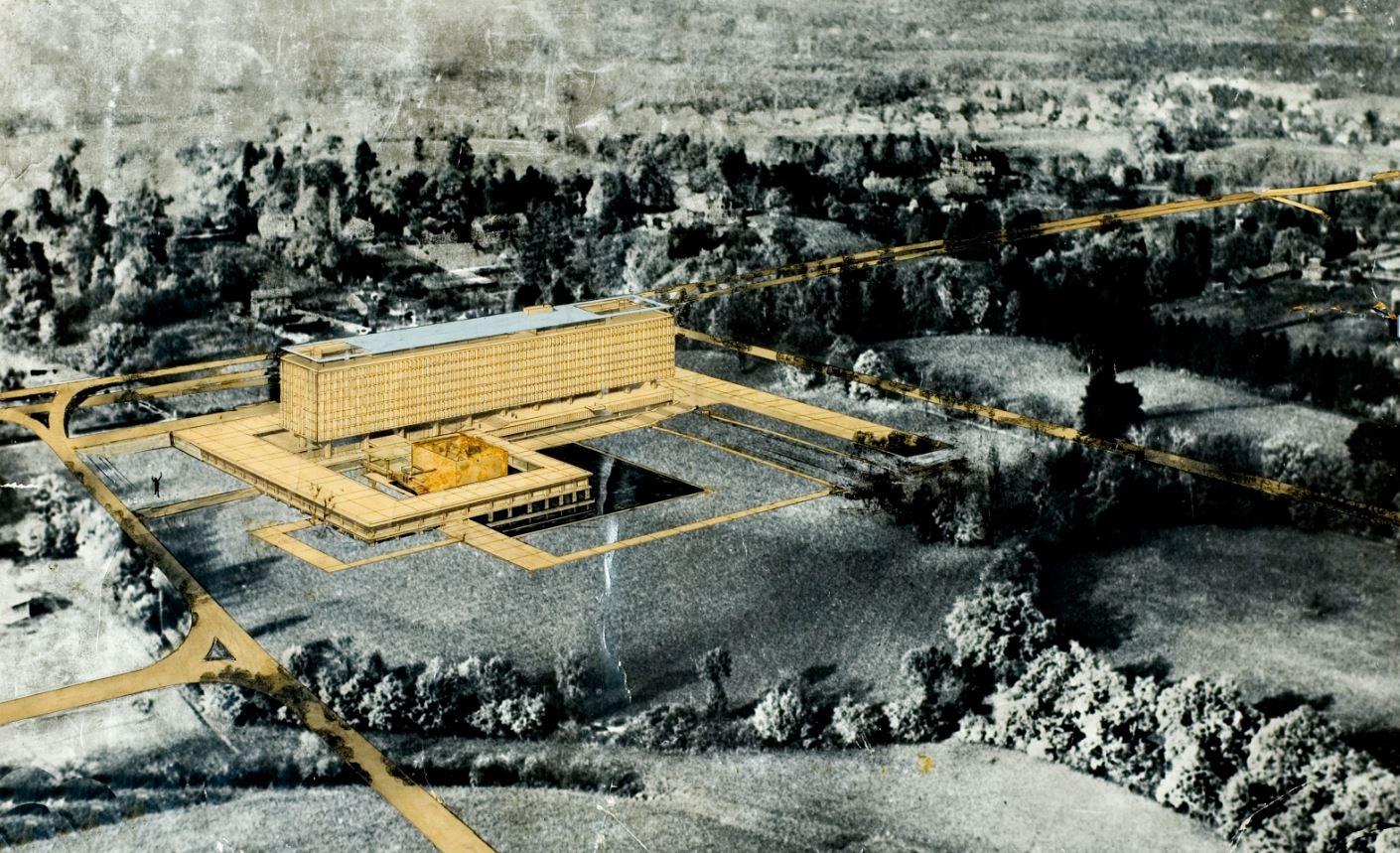 Les immeubles des Organisations internationales à Genève : la découverte d'un patrimoine d'exception