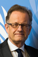 M. Michael Moller, directeur general de l'Office des Nations Unies a Geneve (copyright ONU).