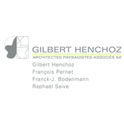 Gilbert Henchoz - Architectes paysagistes associes SA