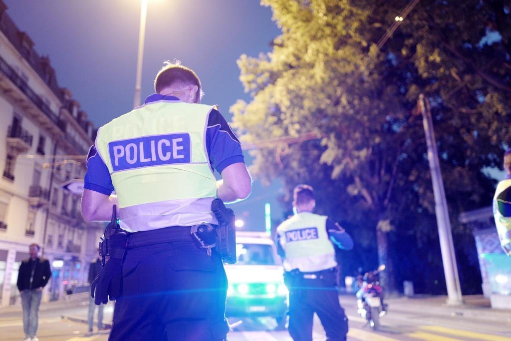 Stage projet policier