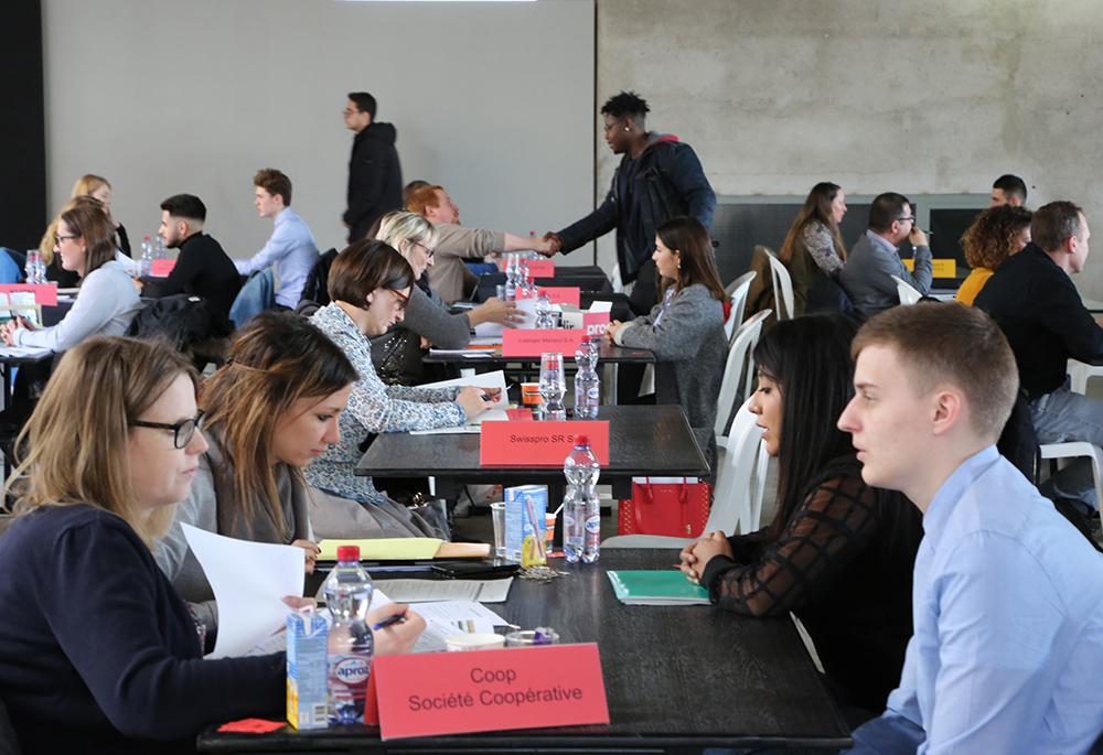 Printemps de l'apprentissage: le rendez-vous pour les jeunes à la recherche d'une formation professionnelle