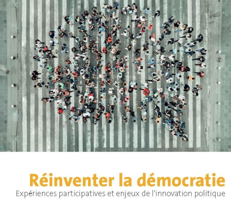 """17. Conférence-débat: """"Réinventer la démocratie: expériences participatives et enjeux de l'innovation politique"""""""