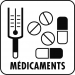 Pictogramme medicaments