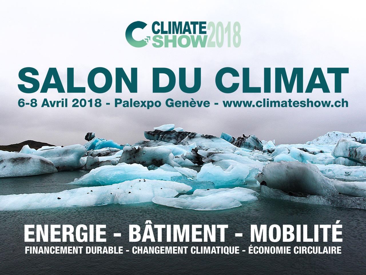 Salon du climat 2018 (Climate Show)