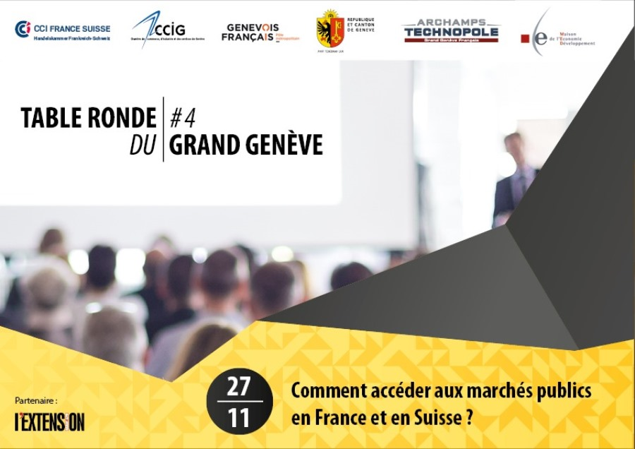Comment accéder aux marchés publics en France et en Suisse?