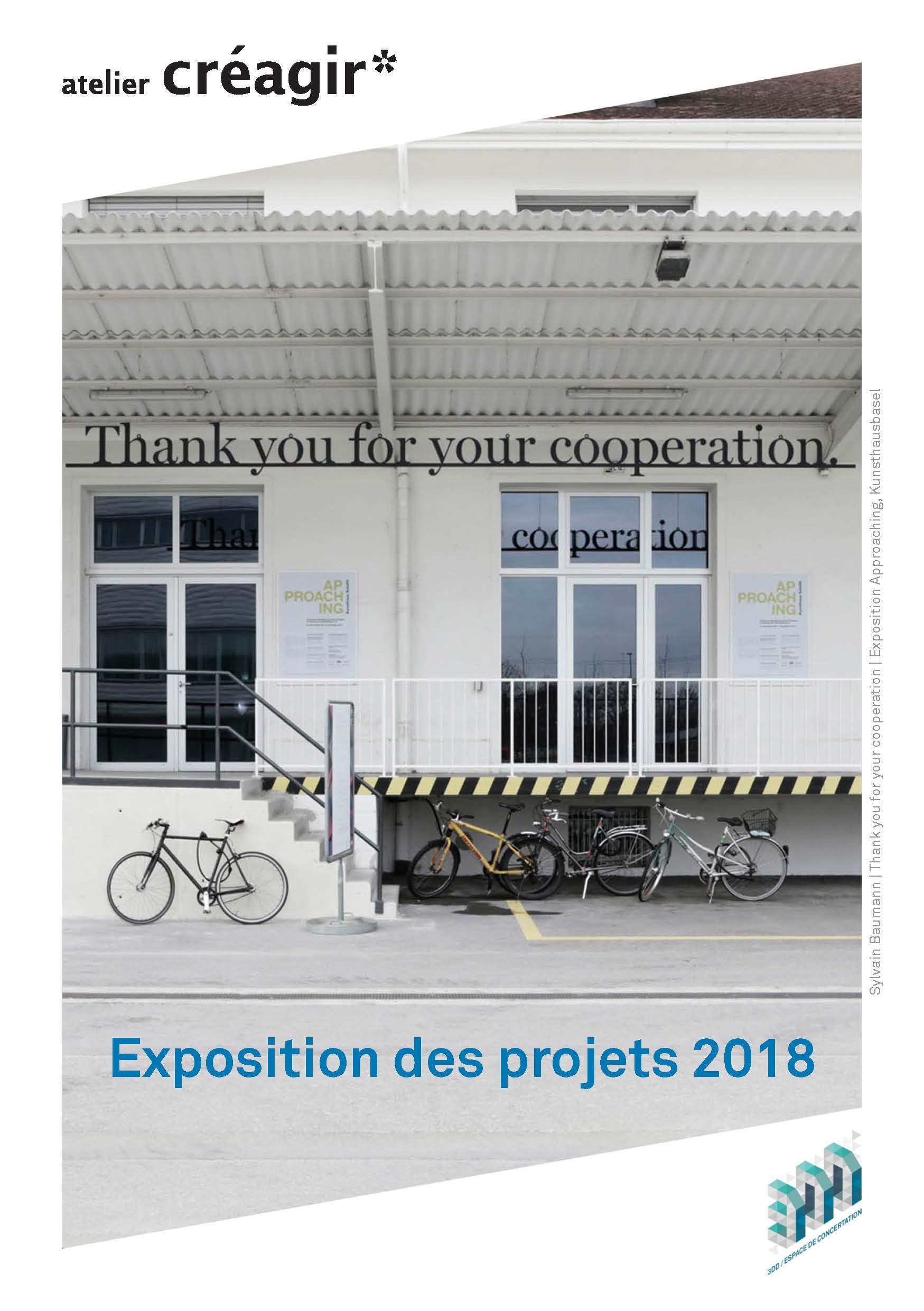 Exposition Créagir - Inventer la ville de demain - Grosselin