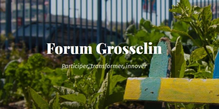 Forum Grosselin