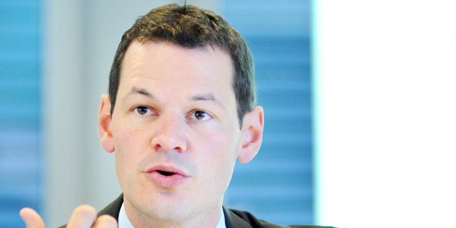 Pierre Maudet, conseiller d'Etat en charge de la sécurité et de l'économie