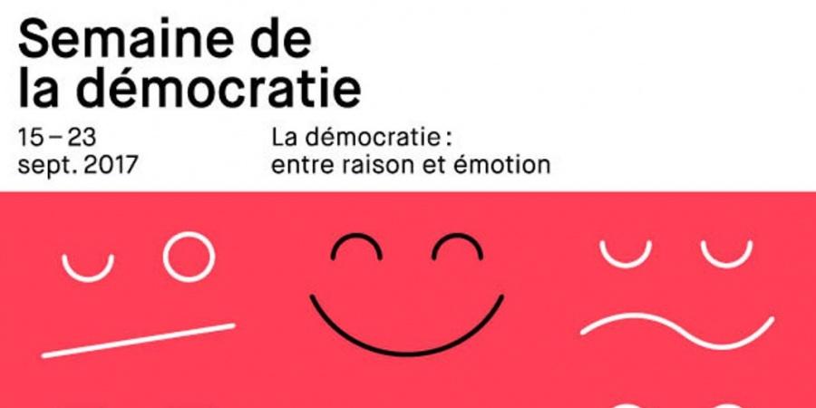 Semaine de la démocratie 2017