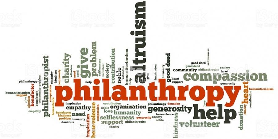 Image philanthropie