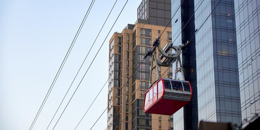 Transports innovants - téléphérique