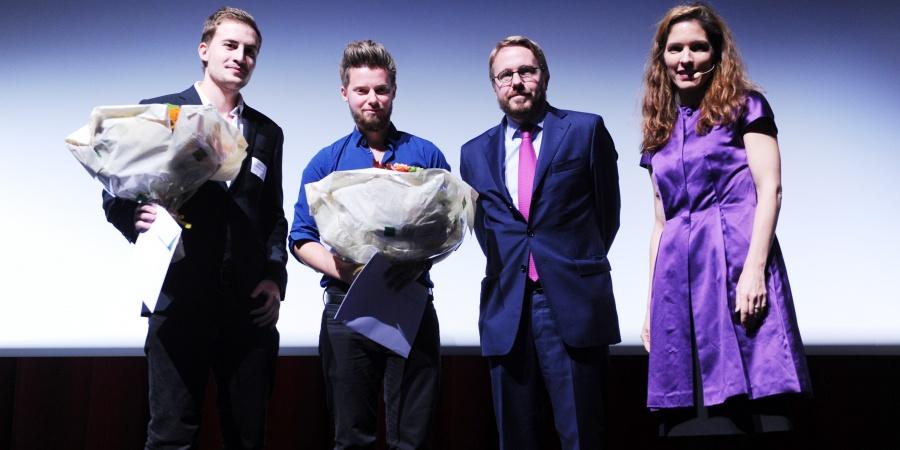 Lauréats 2015 du film Ficelles