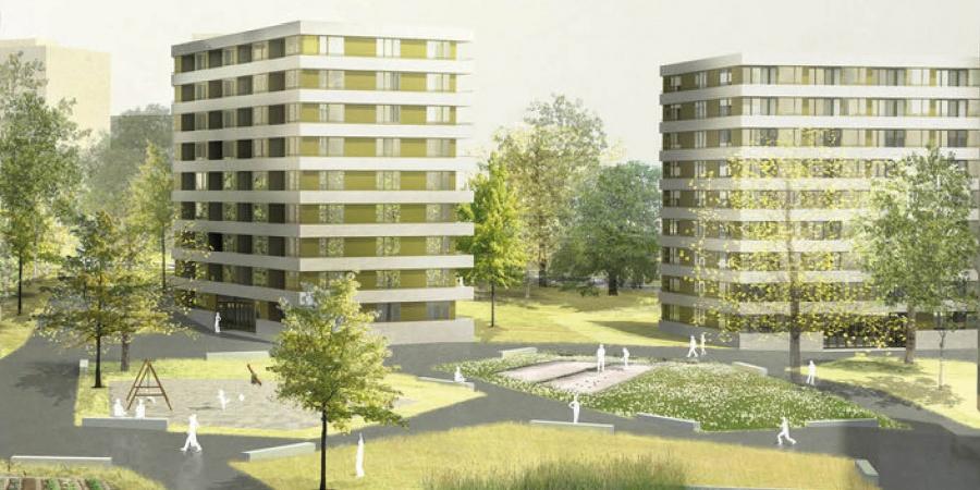 Plan localisés de quartier Vieusseux-Villars-Franchises adopté 2015