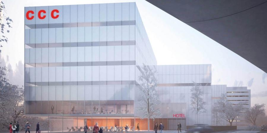Dévelopement secteur Centre culturel Châtelaine (concours jugé 2015)