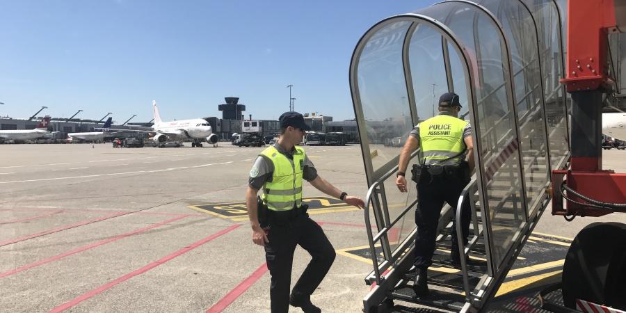 ASP, sécurité aux avions