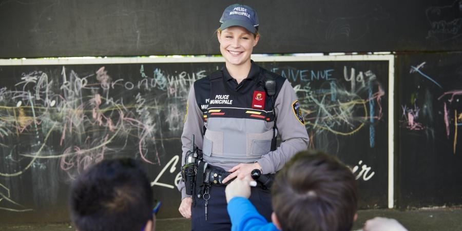 Proximité police municipale