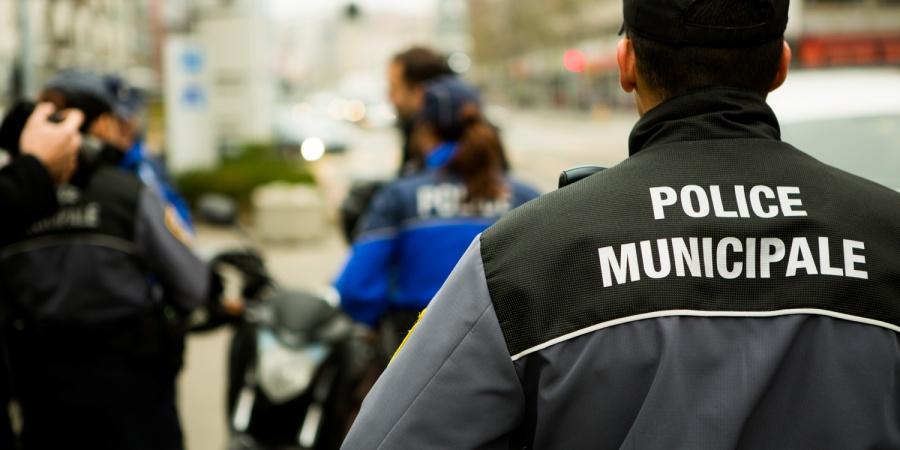 Patrouille mixte police municipale