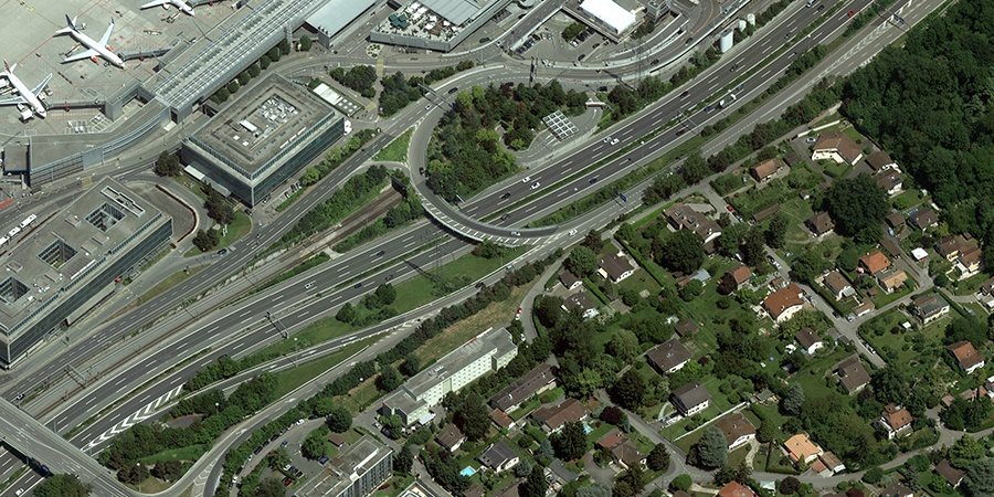 Des infrastructures de transport majeures structurent ce grand projet