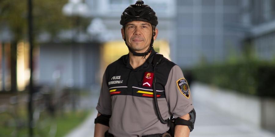 roller police municipale