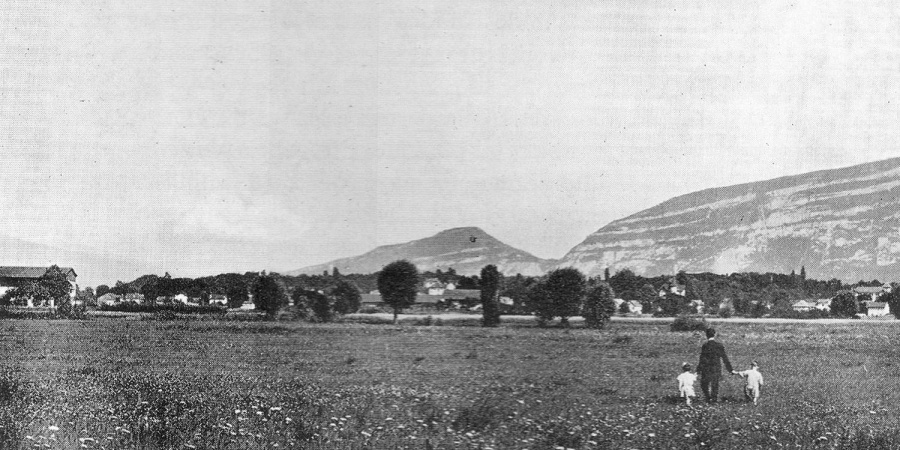 Plaine maraîchère © Etat de Genève