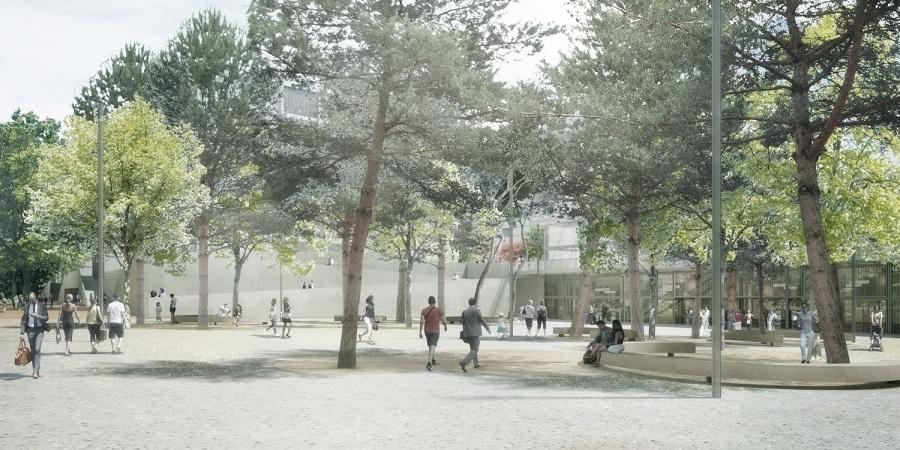 Place basse © msv architectes/François Gschwind