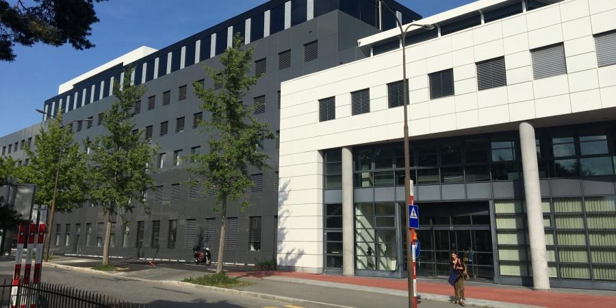 Ensemble des bâtiments @ FICR