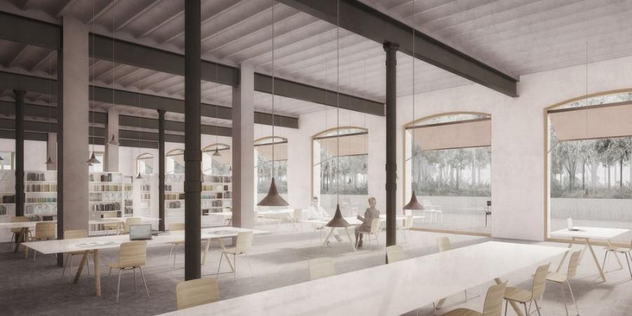 Le futur Hôtel des Archives de Genève