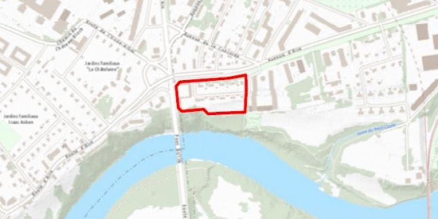 Localisation projet Michée-Chaudron