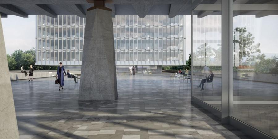 Esplanade / © OMS et BBK Architekten