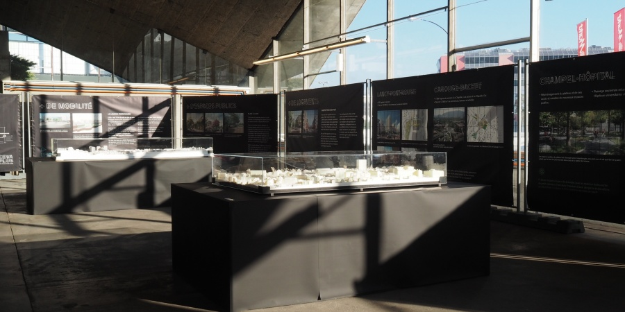 Quinzaine Exposition 2015