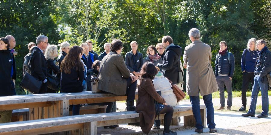 Visite espace public (c)Rene Torres
