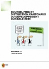 Brochure - Concours cantonal du développement durable 2019