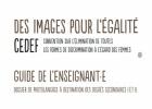 affiche guide de l'enseignant-e dossier CEDEF